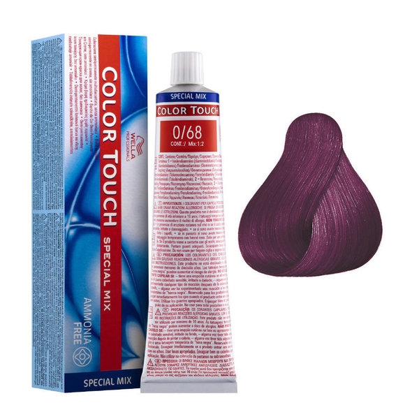 Color Touch 0/68 violetta perla (60 ml)