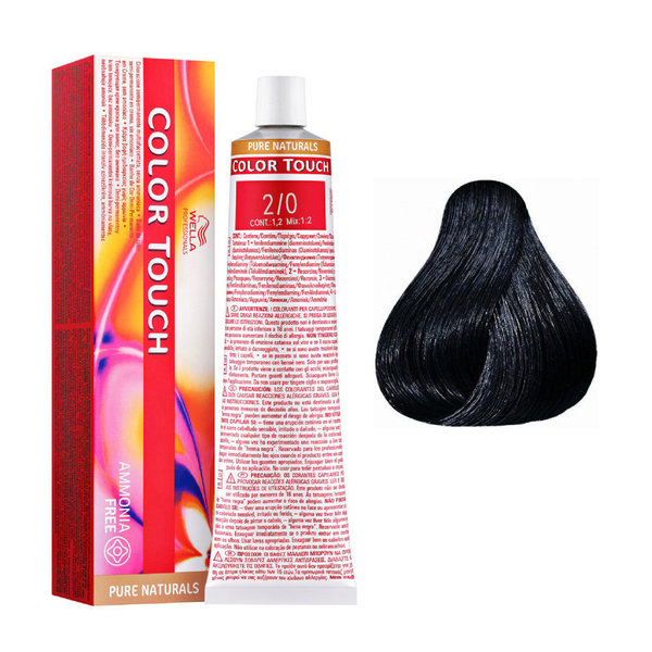 Color Touch 2/0 nero (60 ml)