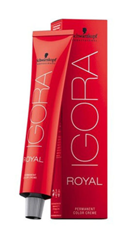 Igora Royal 3-65 castano scuro marrone oro (60 ml) - Schwarzkopf