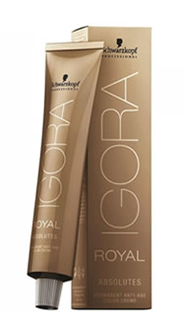 Igora Royal Absolutes 7-70 Biondo medio rame naturale (60 ml)