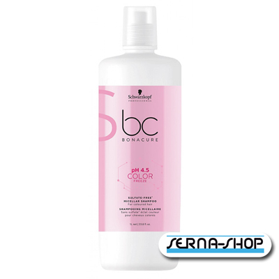BC pH4.5 CF S-fr Shampoo (1000 ml)