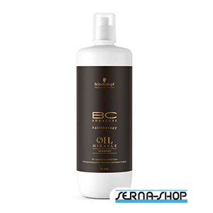 BC OM Argan Oil-in Shampoo (1000 ml)