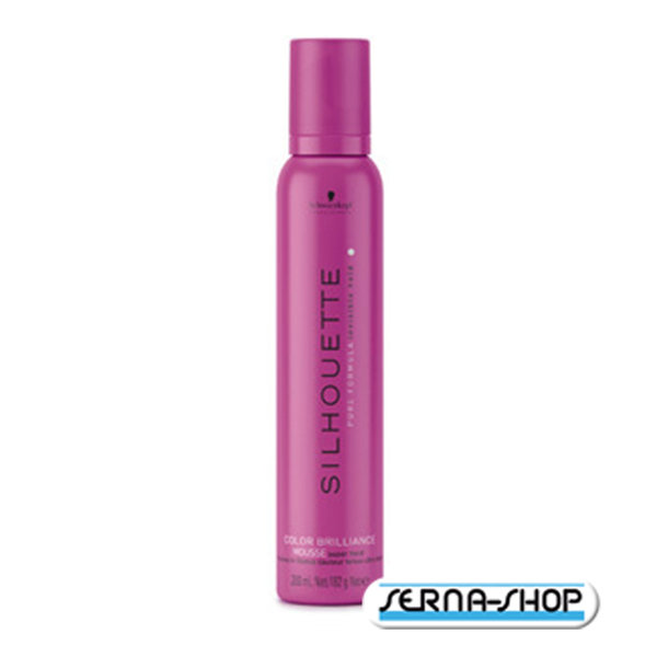 Silhouette Color Brillance Mousse (200 ml)