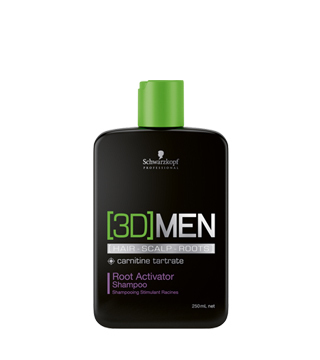 [3D]MEN Activating Shampoo (250 ml)