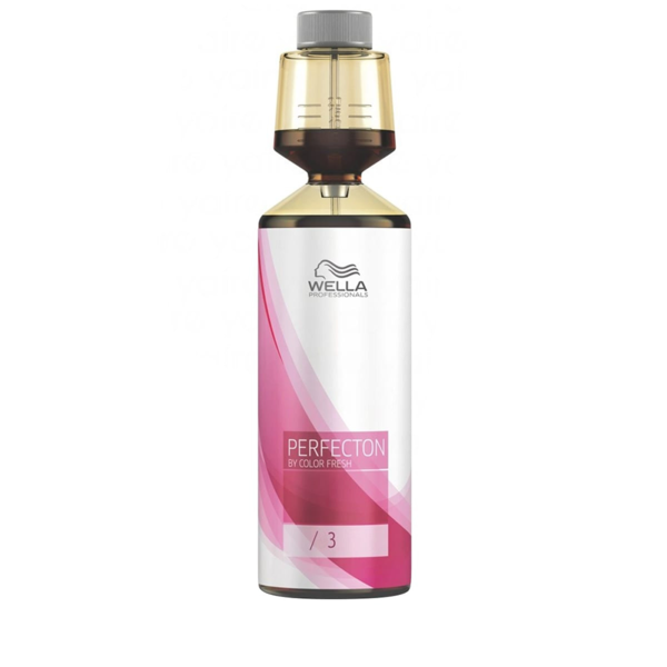 Wella PERFECTON BY COLOR FRESH /3 Gold (250 ml)