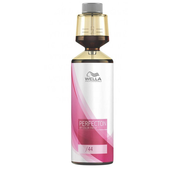 Wella PERFECTON BY COLOR FRESH /44 rot-intensiv (250 ml)