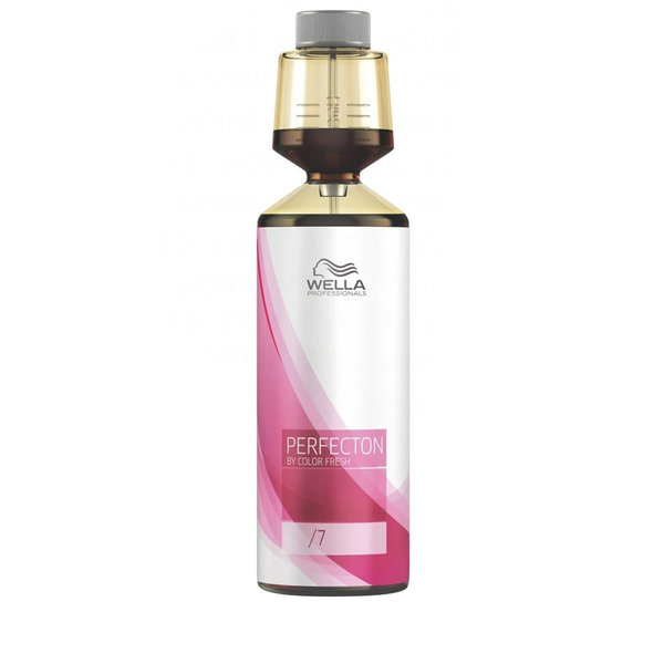 Wella PERFECTON BY COLOR FRESH  /7 braun (250 ml)